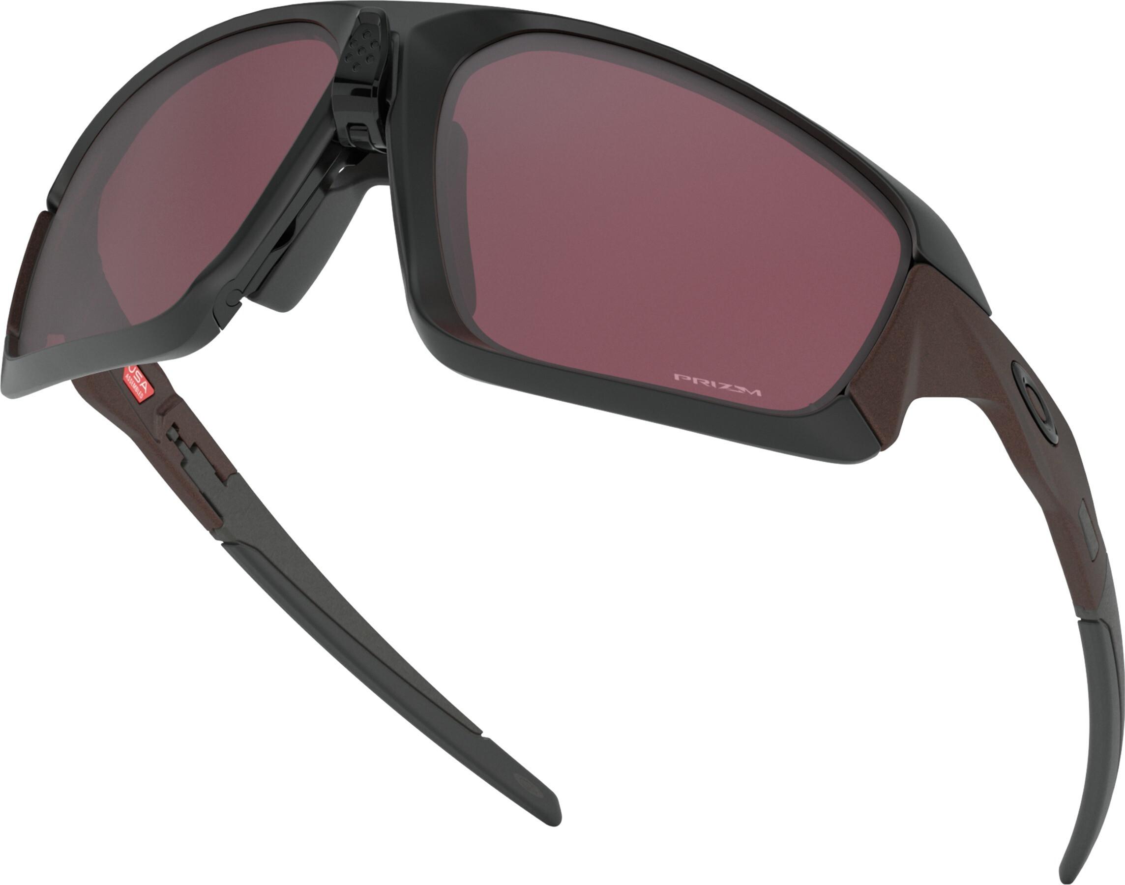 05b79a37a Oakley Field Jacket Sunglasses Unisex black/prizm road black